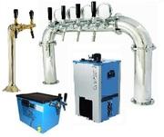 Оборудование для разлива напитков.