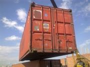 Контейнер - 40 фут,  20 фут,  5 тонн,  3 тонн  Б/У в Краснодаре !