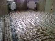 Системы отопления: теплый пол,  радиаторы,  котлы