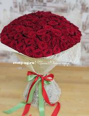 Букеты,  101роза,  сердце из роз,  цветы,  доставка
