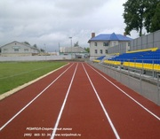 Резиновые полы и спортивные покрытия