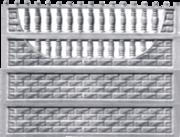 Забор от производителя с гарантией 20 лет