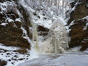 28 декабря – Ледяное царство водопадов Руфабго!