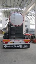 Турецкие цементовозы CASELLI