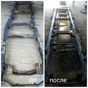 Ремонт рам,  изготовление подрамников грузовых авто