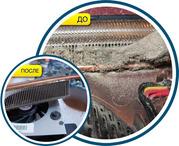 Чистка ноутбука от пыли в сервисе K-Tehno в Краснодаре.