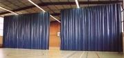 Разделительные шторы для спортивных залов