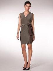 Шёлковое платье GF ferre,  оригинал.