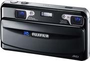 Продаю 3D фотоаппарат Fujifilm FinePix REAL 3D W1